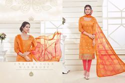 Printed Lovely Designer Unstitch Dress Material Salwar Suit