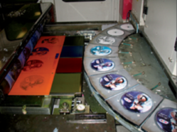 CD Offset Printing Services