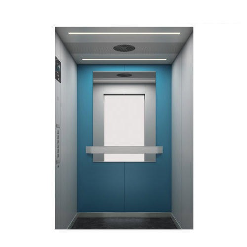 Painted Kone I Mono Space 15 Passenger Elevator | ID