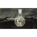 Quartz Round Bottom Flask