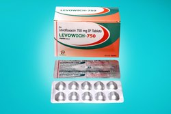 Levofloxacin 750 mg IP Tablets