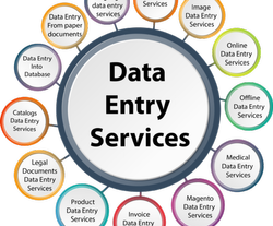 Data Enry Services