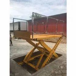 Electric Scissor Lift Table