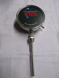 Digital Temperature Gauge