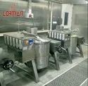 Induction Tilting Stock Pot