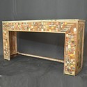 Indian Reclaimed Wood Console Table