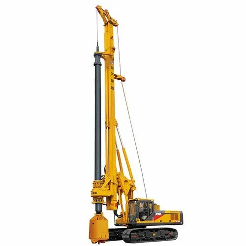 XCMG Hydraulic Piling Rig XR180D / II, Schwing Stetter (India