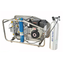 Engine Breathing Air Compressor