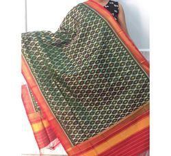 Designer Silk Handloom Dupatta
