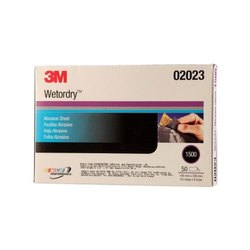 3M 401Q Microfine Sand Paper