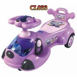 Pvc Plastic, Pu Wheel Stylish Magic Car Toy