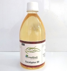 Aromablendz Eucalyptus Steam Oil 50%