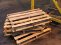 Two Way Entry Double Deck Reversible Pallets