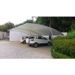 PVC Car Parking Shed