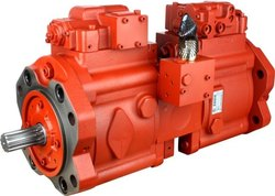 Repairing Excavator Hydraulic Pump Repair Services