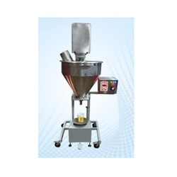Semi Auto Grease Filling Machine
