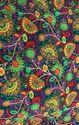Georgette Multi Color Embroidery Fabric