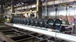SS Screw Conveyors