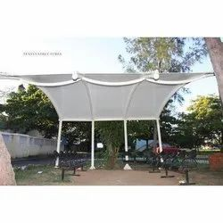 Waiting Area Roof Canopy
