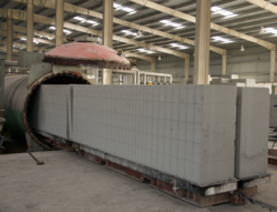 Automatic AAC Bricks Plant