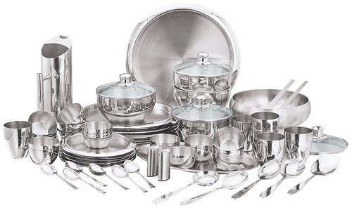 Stainless Steel Dinnerware  sc 1 st  IndiaMART & Stainless Steel Dinnerware