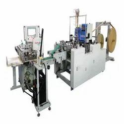 Handle Pasting Machine