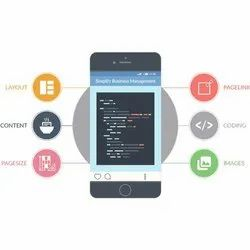 PHP/JavaScript Mobile Website Designing Services, With 24*7 Support