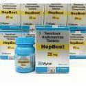 HepBest 25 mg Tablets Tenofovir Alafenamide