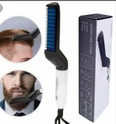 Men Modeling Comb For Professional