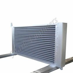 SS Steam Heater, Minimum Capacity: 5000 Kilo Calorie