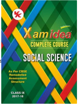 Xam Idea Complete Course Social Science Book