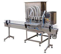 Automatic Adhesive Filling Machine