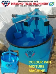 Concrete Colour Pan Mixture