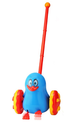 Multicolor Walk Along Pengo Preschool Educational Creative Learning Toy