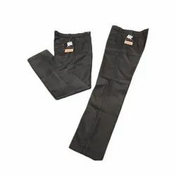 Cotton Stretchable Men Polo Fit Formal Trouser, Size: 28-36 Inch