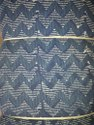 Cotton Indigo Dabu Hand Printed Fabric