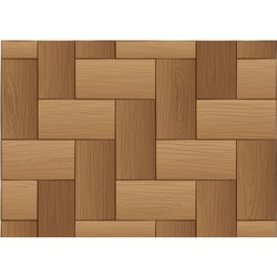 Brown Glossy Ceramic Floor Tiles, Size: 30 * 60 in cm, Thickness: 5-10 mm