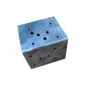 Polished Hydraulic Manifold Block, 21 Mpa