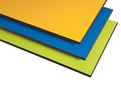 Plain Polished Compact Laminated Sheet, Commercial Grade, For Industrial