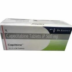 Capecitabine Tablets IP 500 mg