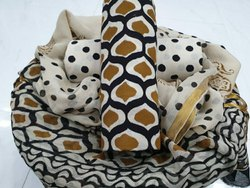 Cotton Printed Unstitched Salwar Suits
