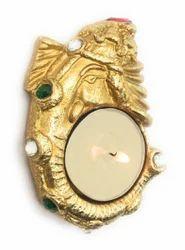 AuraDecor Ganesha Tealight Holder