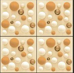 60 * 60 cm 3D ceramic Floor Tiles, 6 - 8 mm
