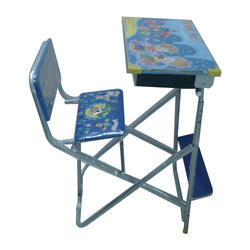 School Kids Study Table And Chair