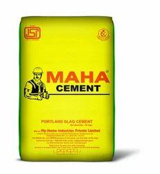 Maha Cement PSC, Packaging Type: Hdpe Sack Bag