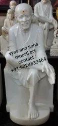 Exquisite Statue of Sai Baba