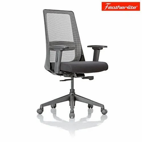 Featherlite Amaze With Lumbar Support Office Chair At Rs 10038 Piece Featherlite Office Furniture Optima Office Chair Featherlite Liberate Office Chairs फ दरल ईट ऑफ स च यर फ दरल ईट क क र य लय क क र स