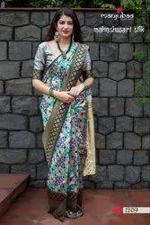 Designer Patola Saree