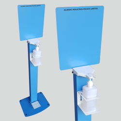 Touchless Foot Operated Sanitizer Dispenser Made In India