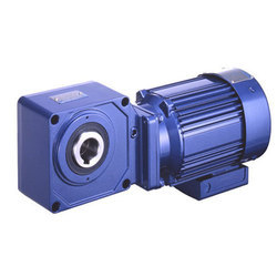 Upto 15kw Flange, Bolt-on Feet Hyponic Geared Motor, Voltage: 230/460 Vac, for Conveyors